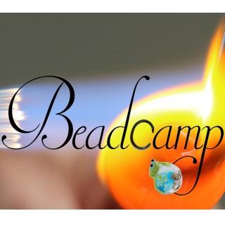 Bead Camp 2018 Schweiz Glasperlen machen